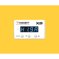 HIKEIT X9 Throttle Controller - Dodge Ram - 2002 - 2019