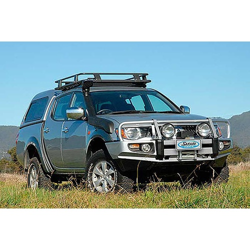 Safari 4X4 SNORKEL for the Mitsubishi Triton MN 2.5L Diesel